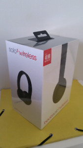 Beats solo3 wireless new/sealed