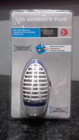 LED Plug in Mosquito Zapper