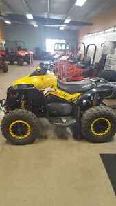 2012 Canam renegade..low km's