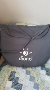 Diono infant travel bassinette.  Extremely lightweight