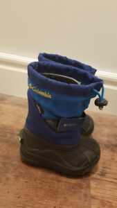 Columbia Snow Boots for Toddler Boy, $12