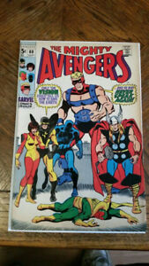 The Avengers #68 SEPT comic