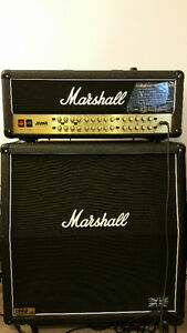 Marshall JVM410H + 1960A in Excellent Condition