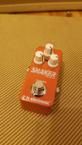 Tc Electronic Shaker Tremolo Vibrato Mini