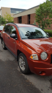 Jeep Compass 2008 4x4 North Edition