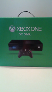 XBOX ONE GREAT SHAPE ALMOST NEW