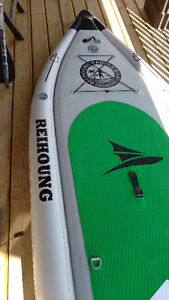 Heavy Duty SUP --Inflatable Stand Up Paddleboard
