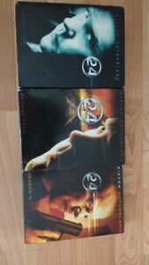 24 COLLECTOR'S EDITION- SEASON 3-4 & 5- 22 DVD's in TOTAL