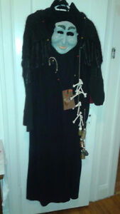 """Witch costume from character in the play """"into the woods"""""""