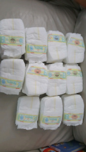 Newborn diapers Pampers