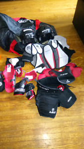 Junior Hockey Gear