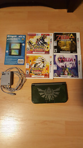 Selling new 3dsxl