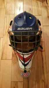 Bauer Goalie Mask NME5 and Bib