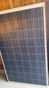 Heliene 235w solar panels