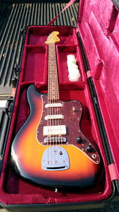 Fender Bass VI - Pawn Shop Series