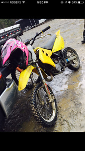 Awesome bike! Ready to ride or trade for a 4 stroke