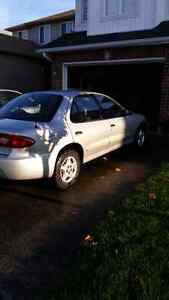 2004 Chevrolet  Cavalier 2.2 ETEC Kitchener / Waterloo Kitchener Area image 9