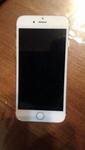 iPhone 6 | 128 GB débloqué | brisé mais peut être remplacé