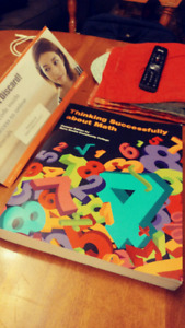 Foundations Math Textbook Complete W Student Access Code