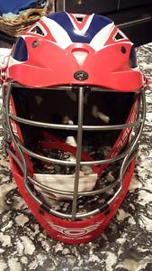 Guelph Regals Field lacrosse helmet