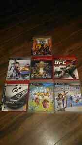 Ps3+ps move and ps eye+25 games+3 controllers need sold asap Cambridge Kitchener Area image 5