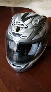 Zox Spectra R Speed Freak  Motorcycle helmet Size Small