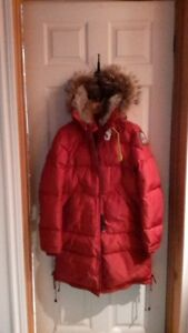 Manteau d'hiver Parajumpers