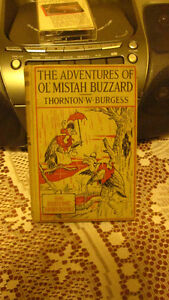 Old 1919 bedtime story book