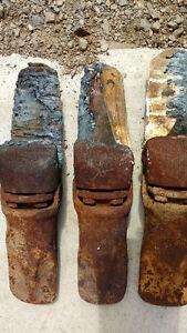 Excavator Teeth And Shanks