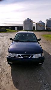 2000 Saab 93 turbo