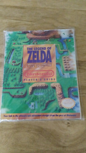 Zelda Link to the Past Player's Guide