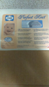 New in box Crib Mattress