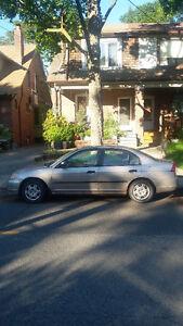 2001 Honda Civic DX Sedan