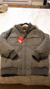 The North Face Gotham Jacket II for men, size XL.