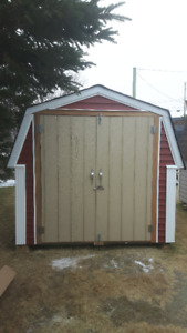 Sheds built on site by Sheds Sheds Sheds to go!