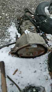 97-03 F150 2wheel transmission 4.6 5.4