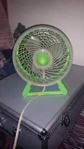 GLOW IN THE DARK FAN