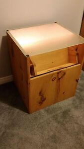 shelving unit,night stand side table
