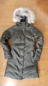 North Face Women's XS Down Parka