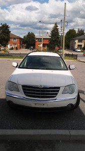 Chrysler pacifica 2007   7 passengers  (((low km ))
