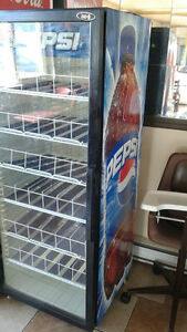 PEPSI/COCA-COLA FRIDGE WORK LIKE NEW 500$ West Island Greater Montréal image 2