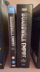 Season 1 and 2 of Boardwalk Empire Blu-Ray