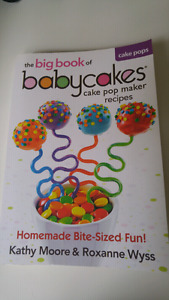 Babycakes cake pop package