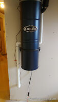 Central Vacuum Installations including parts & labour