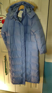 LL Bean winter coat