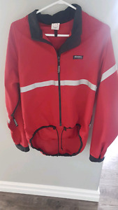 Red Running Room Jacket - Size small