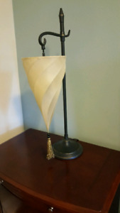 2 Moroccan Table Lamps