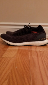 Ultraboost uncaged navy size 11