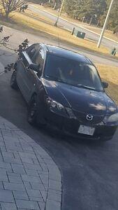 2005 Mazda Mazda3 GX Sedan