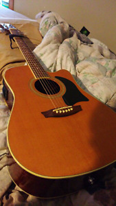 Garrison Electric Acoustic AGD-400